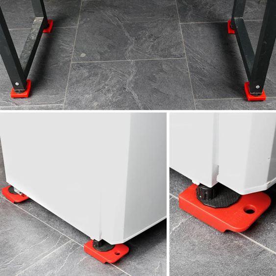 搬家器重物移動器省力搬運工具萬向輪多功能家用魚缸底座搬運器 雙12購物節