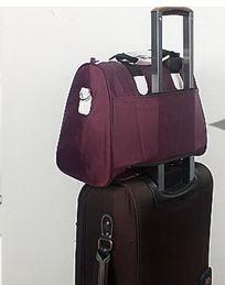 旅游包手提旅行包大容量防水可折疊行李包男旅行袋出差女士 夏季上新 雙12購物節