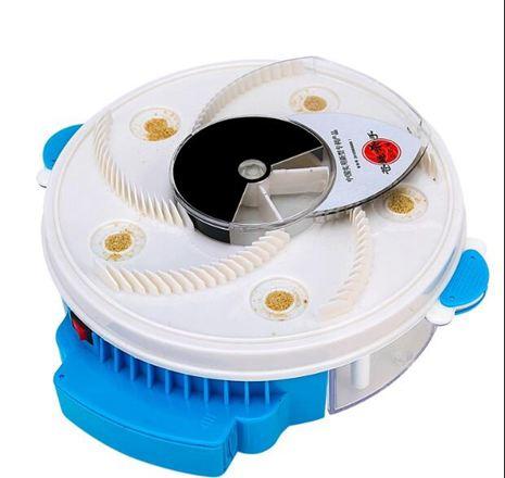 充電捕蠅器滅蒼蠅神器家用電動強力滅蠅器全自動靜音捕蠅器 雙12購物節