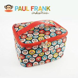 【Paul Frank】大嘴猴牛津布化妝包