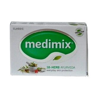 印度Medimix美肌香皂-草本(深綠)