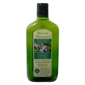 美國Avalon迷迭香滋養洗髮精325ml