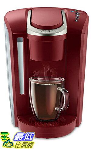 [106美國直購] Keurig K-Select Single-Serve K-Cup Pod Coffee Maker, Vintage Red 咖啡機