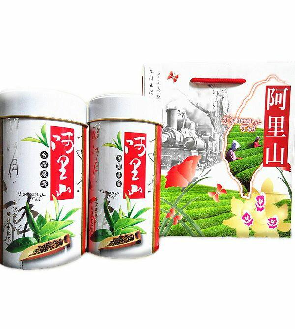健康丸子小舖 台灣嚴選阿里山高山烏龍茶