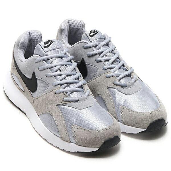 Shoestw【916776-002】NIKE PANTHEOS 休閒鞋 灰銀黑勾 男生尺寸 0
