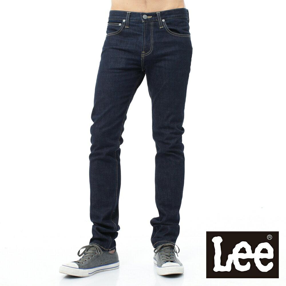 【秋冬商品 BOTTOM ↘4.5折】Lee 706 低腰合身窄管牛仔褲 Urban Rider系列