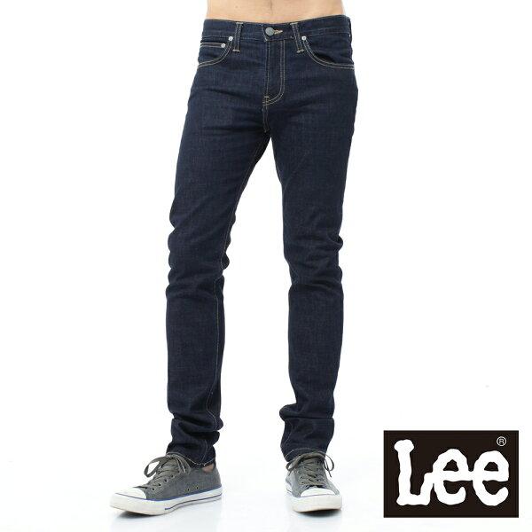 Lee 706 低腰合身窄管牛仔褲-男款