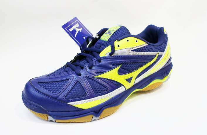 [陽光樂活=]MIZUNO美津濃(男)WAVE HURRICANE 2排球鞋V1GA164045