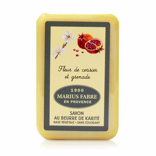 法鉑~天然草本櫻花與石榴棕櫚皂250公克塊