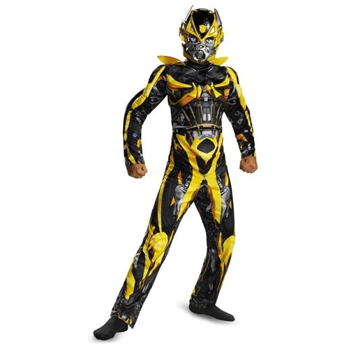 Deluxe Bumblebee Transformer Costume - Transformer Costumes 0