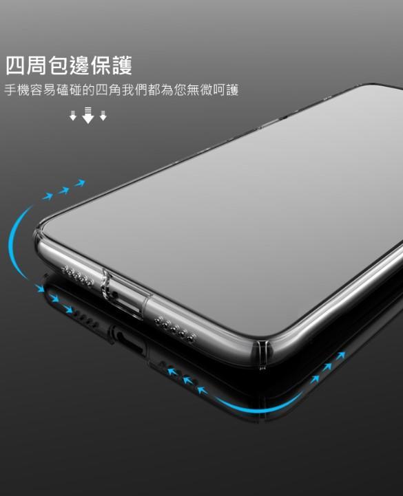 【愛瘋潮】 99免運  Imak Apple iPhone 11 Pro Max (6.5吋)  羽翼II水晶殼(Pro版) 硬殼 透明 吊飾孔 全包