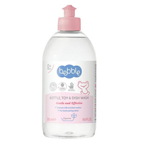 Bebble貝朵親膚奶瓶清潔劑500ml