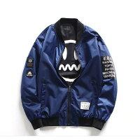 飛行外套推薦到韓國情侶雙面可穿飛行外套 外套 雙面外套 【MC18】就在OFAT小鋪推薦飛行外套