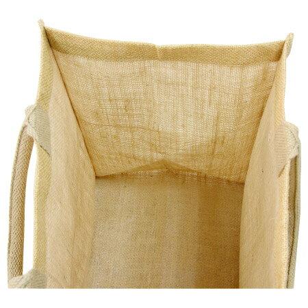 環保購物袋 蝶古巴特最佳選擇 麻製購物袋 TW15 NITORI宜得利家居 3