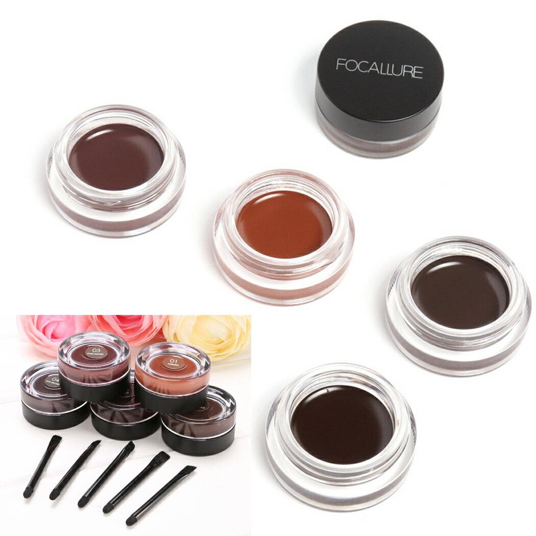 Makeup Waterproof Eyebrow Definition Cream Eye Brow Gel 1