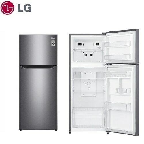 可申請退稅補助【LG】186公升 Smart變頻上下門冰箱《GN-I235DS》全機3年壓縮機10年保固(精緻銀 含拆箱定位)