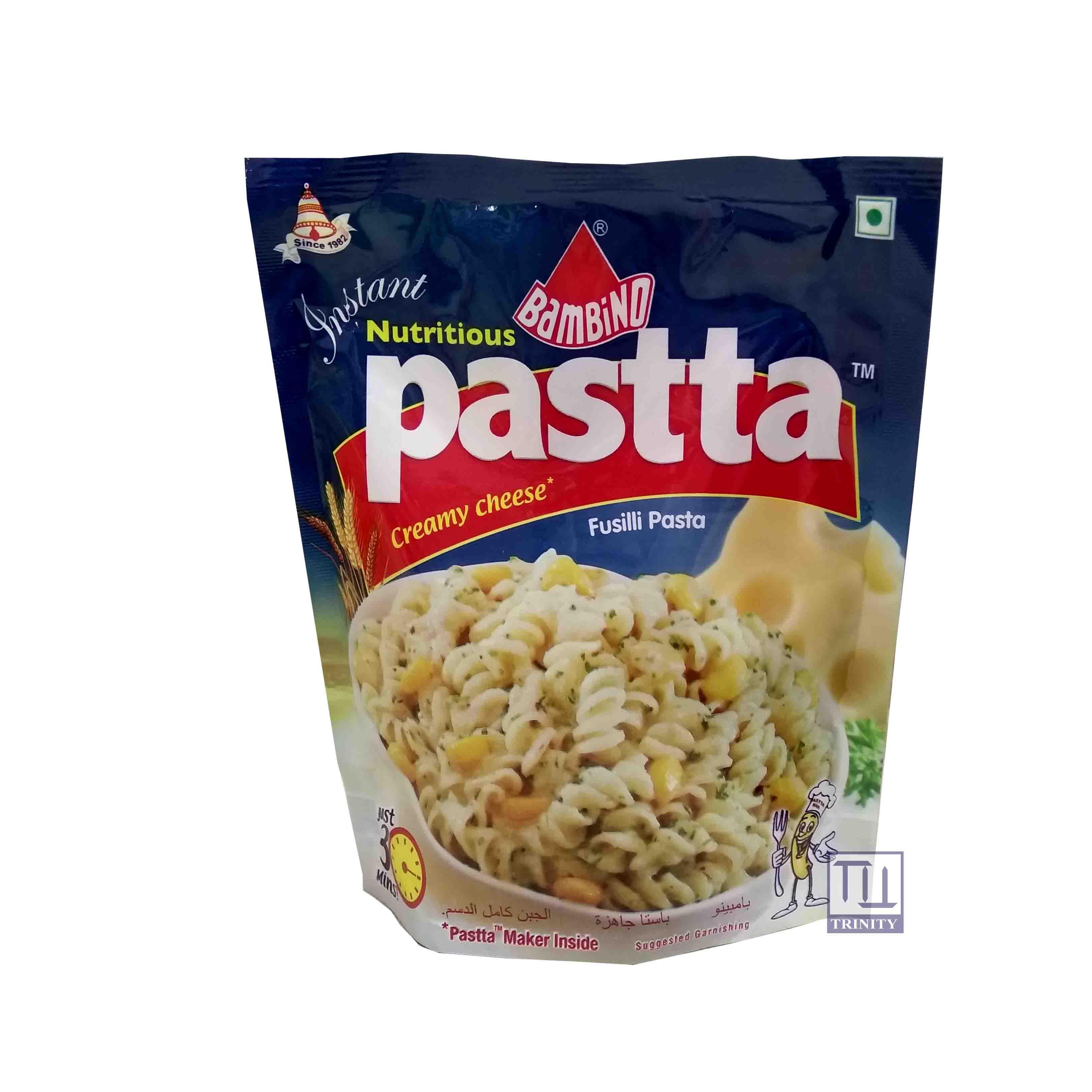 Bambino Instant Pasta Cheese Flavour 印度巴比諾即時調理粉 (起司口味)