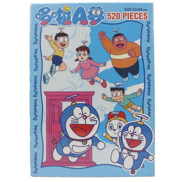哆啦A夢520片拼圖DOR15B竹蜻蜓篇