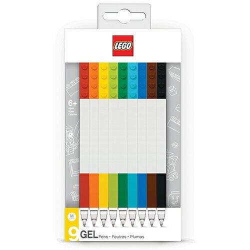 【 樂高積木 LEGO 】積木原子筆 - 混色 (9入) - 限時優惠好康折扣