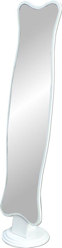!!新生活家具!! 穿衣鏡 白色 全身鏡 立鏡 化妝鏡 三色可選 Candy 非 H&D ikea 宜家