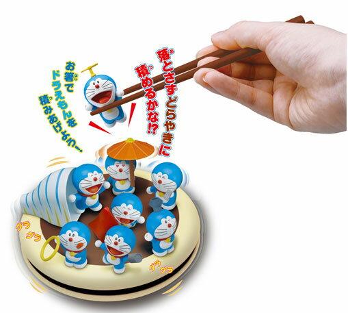 NOBA 不只是禮品:哆啦A夢DORAEMON銅鑼燒一起玩疊疊樂夾夾樂日本帶回正版益智