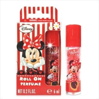 【送禮自用】Disney迪士尼 Minnie甜心米妮滾珠香水-6ml [47765]★甜美花果香調★