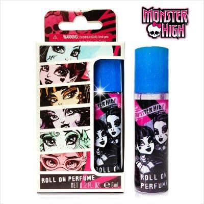 【送禮自用】Monster High怪物高校精靈系列滾珠香水-6ml [47766]