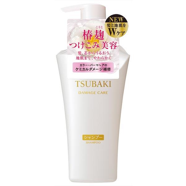 【損傷髮絲適用】TSUBAKI思波綺極緻修護洗髮乳-500ml [48697]三吉彩花代言