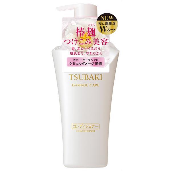 【損傷髮絲適用】TSUBAKI思波綺極緻修護潤髮乳-500ml [48698]三吉彩花代言