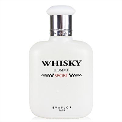 ~送禮自用~WHISKY威士忌Homme sport 男性淡香水~100ml ^~4874