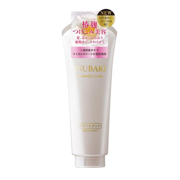 【損傷髮絲適用】TSUBAKI思波綺極緻修護護髮霜-180g [48773]三吉彩花代言