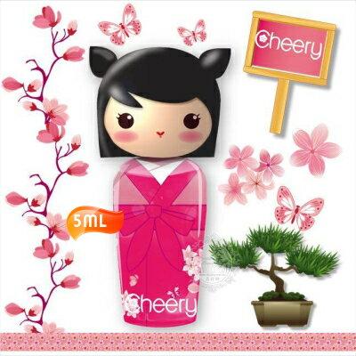 Kokeshi幸運娃娃女性淡香水5ml [49689]◇美容美髮美甲新秘專業材料◇