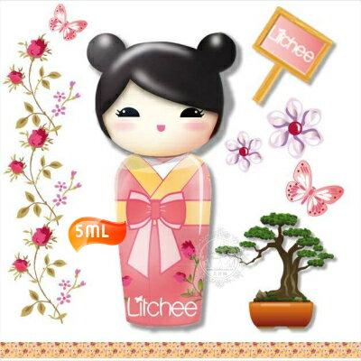 Kokeshi愛情娃娃女性淡香水5ml [49692]◇美容美髮美甲新秘專業材料◇