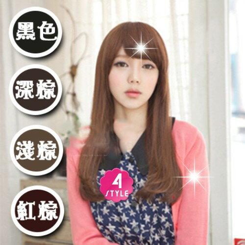 :::韓妞推薦::: 額前自然瀏海-4色(任選) [45038]◇美容美髮美甲新秘專業材料◇