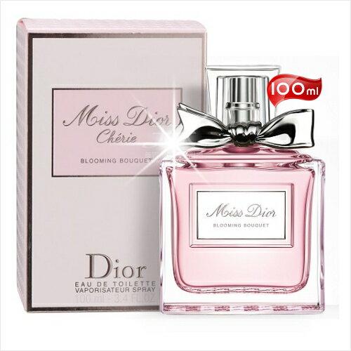 【產地法國】Christian Dior花漾迪奧淡香水-100ml [16752]溫柔花香調