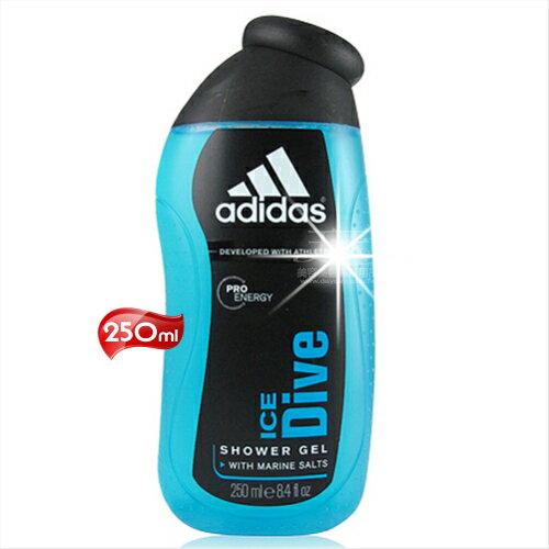 Adidas愛迪達男性沐浴精-250mL(品味透涼) [52192]產地西班牙
