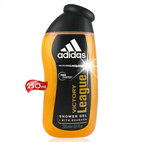 Adidas愛迪達男性沐浴精-250mL(卓越自信) [75517]產地西班牙