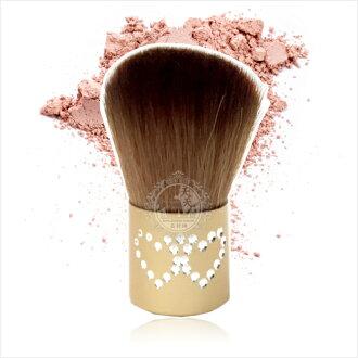 彩妝刷具--外出攜帶式精品迷你修容蜜粉萬用刷(單入) [52749]