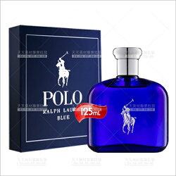 送禮首選 | Ralph Lauren藍馬球POLO BLUE男性淡香水-125mL[14072]
