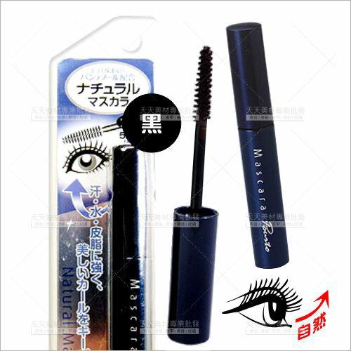 日本PourtoA自然睫毛膏500(黑色)-7.5g[33349]蓓兒朵