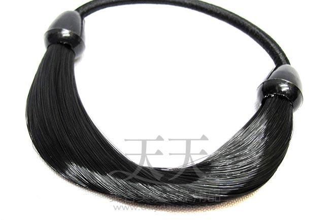 完美 馬尾巴造型髮束 (自然黑) [15916] *新娘秘書/造型假髮* ::WOMAN HOUSE::