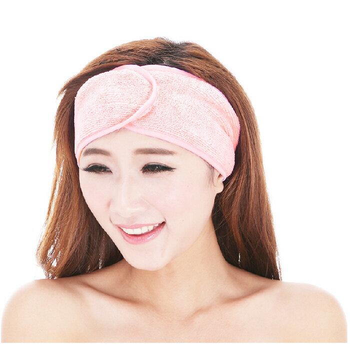 佳舒美容髮帶-白色/粉色 [22584] ::WOMAN HOUSE:: 國家考試/乙丙級/教學練習
