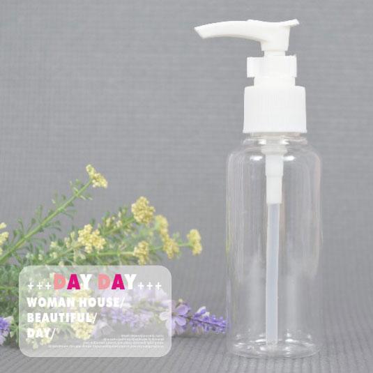 #5307透明壓式空瓶100cc [25719] ::WOMAN HOUSE::