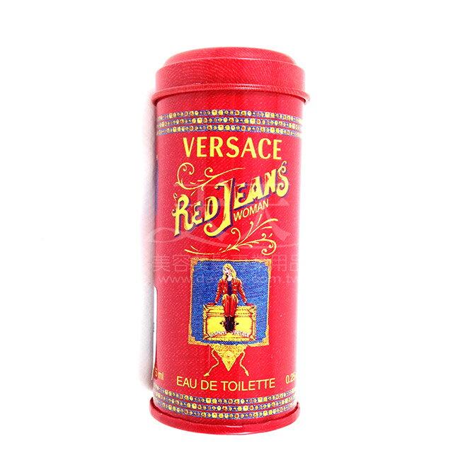VERSACE凡賽斯 紅可樂小香水 7.5ml ^~27081^~ ::WOMAN HOU