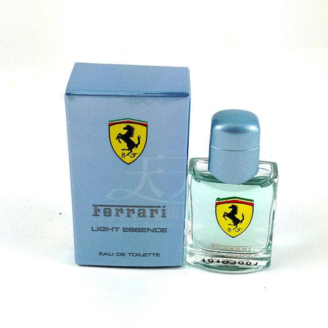 Ferrari法拉利 氫元素男小香水 4ml  27091  ::WOMAN HOUSE: