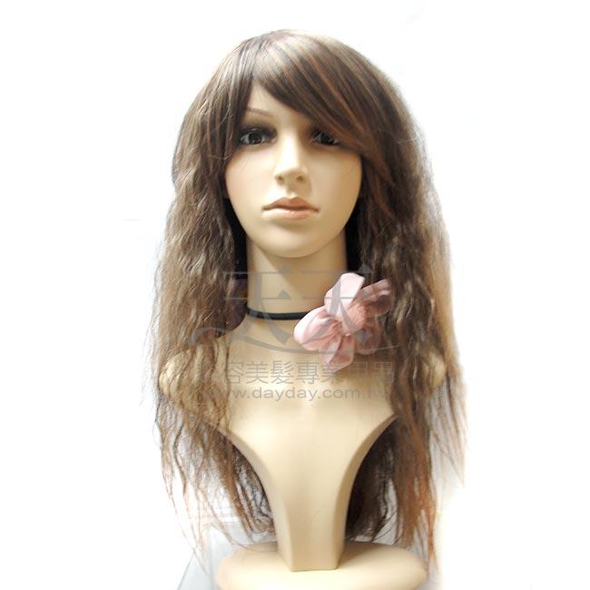 雅雅 全頂纖維假髮 K26 #2T30 [27749] *新娘秘書/造型假髮* ::WOMAN HOUSE::