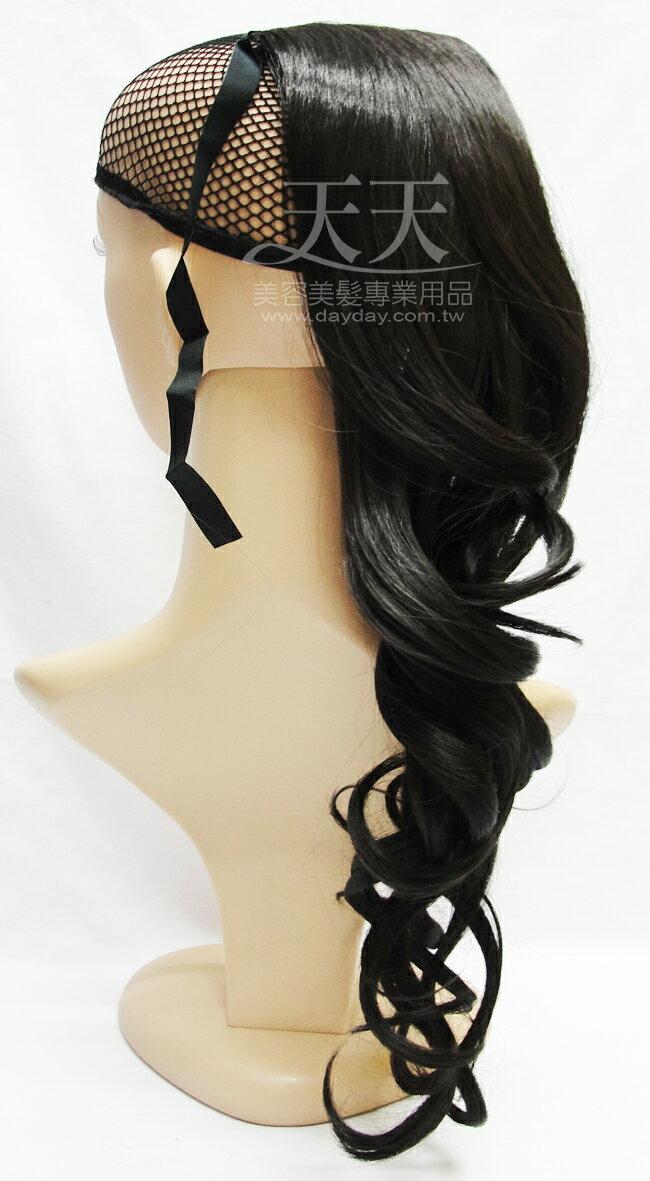 順達 023 用綁 60cm 大捲假髮片 4號 [28556] *新娘秘書/造型假髮* ::WOMAN HOUSE::