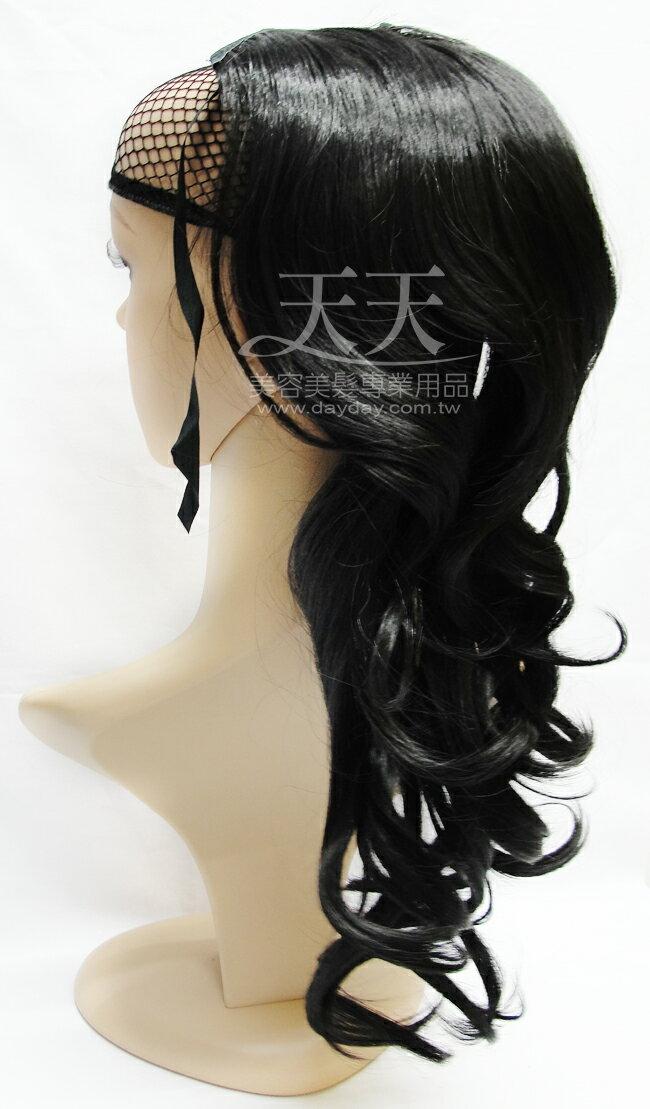 順達 023 用綁 60cm 大捲假髮片 2號 [28557] *新娘秘書/造型假髮* ::WOMAN HOUSE::