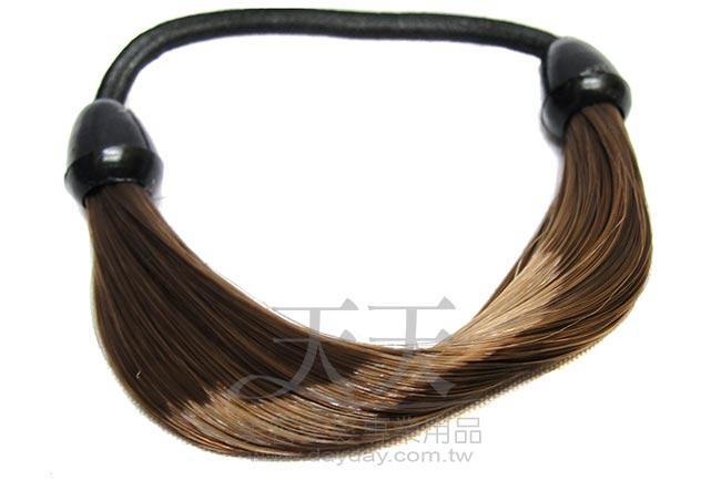 完美 馬尾巴造型髮束 (淺褐色) [36531] *新娘秘書/造型假髮* ::WOMAN HOUSE::