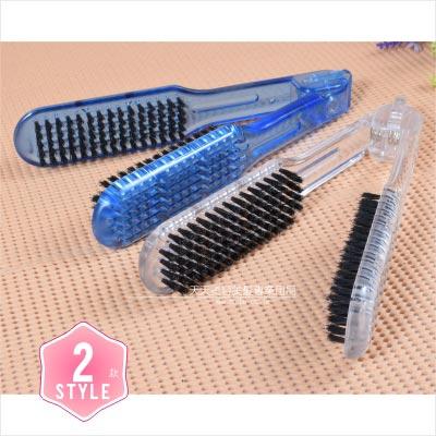 C711 DIMOND水晶夾梳/直髮梳#2200 (不挑色) [40324]◇美容美髮美甲新秘專業材料◇